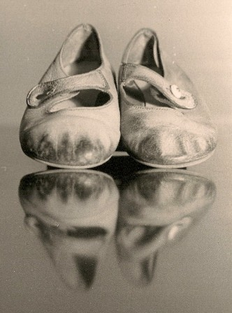 First Shoes. JRK. 1963.